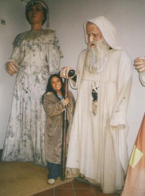 mariana en poble espanyol