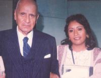 Con Mario Florian